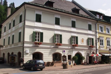 Meran haus in bad aussee for Haus bad aussee