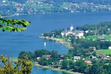 Treffen am Ossiacher See in Villach Land - Thema auf