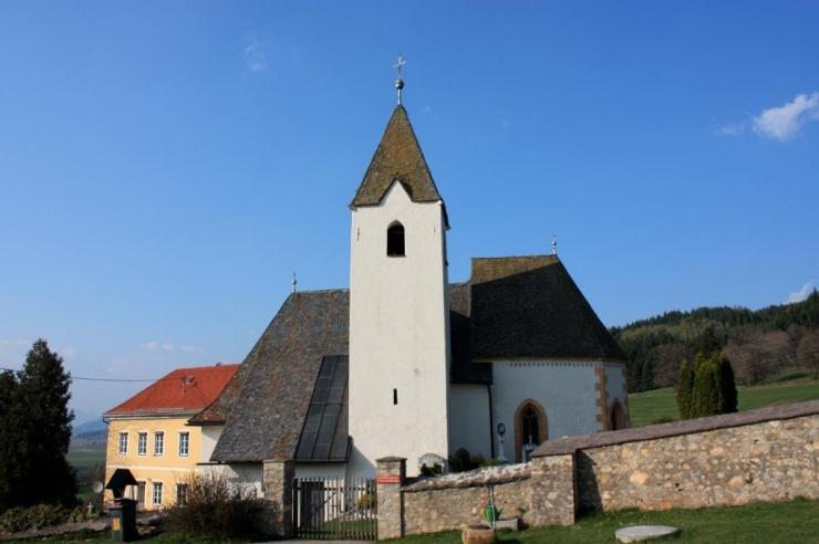 Bildergebnis für silberegg kappel am krappfeld kirche